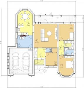 Проект-одноэтажного-дома